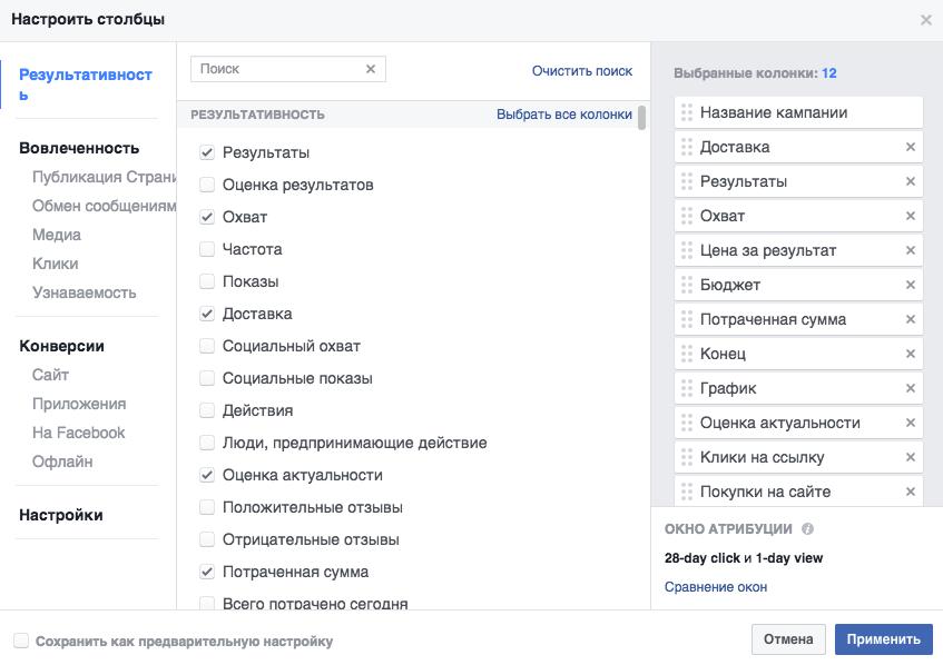 12 ошибок в Facebook, которые ты делал при настройке рекламы