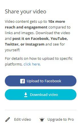 Как сделать видео из поста на блоге. Поделиться. Скачать