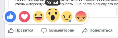 Как вывести новости на Фейсбук в ТОП. Принцип работы алгоритма. Эмоции
