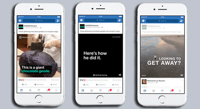 Фейсбук реклама 4 шага. Видеореклама