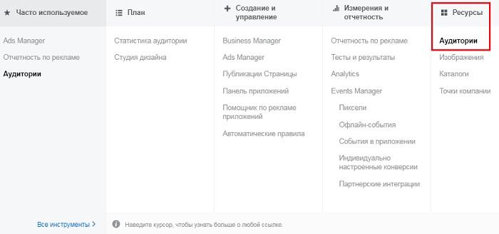 Аудитория Facebook: как использовать жизненный цикл клиента. Аудитория