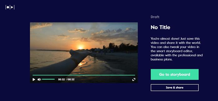 Создание видеороликов 3 сервиса. Превью