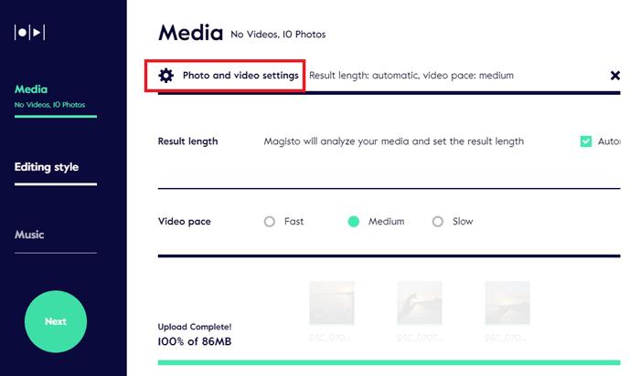 Создание видеороликов 3 сервиса. Стиль