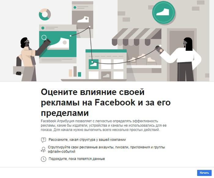 Атрибуция рекламы в Фейсбук. Про атрибуцию