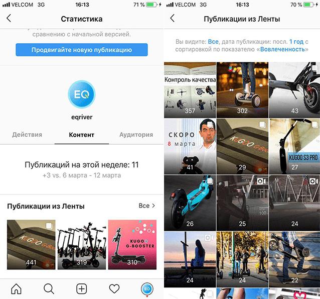 Маркетинг в Instagram: 3 главные ошибки и как их исправить. Инстаграм аналитика