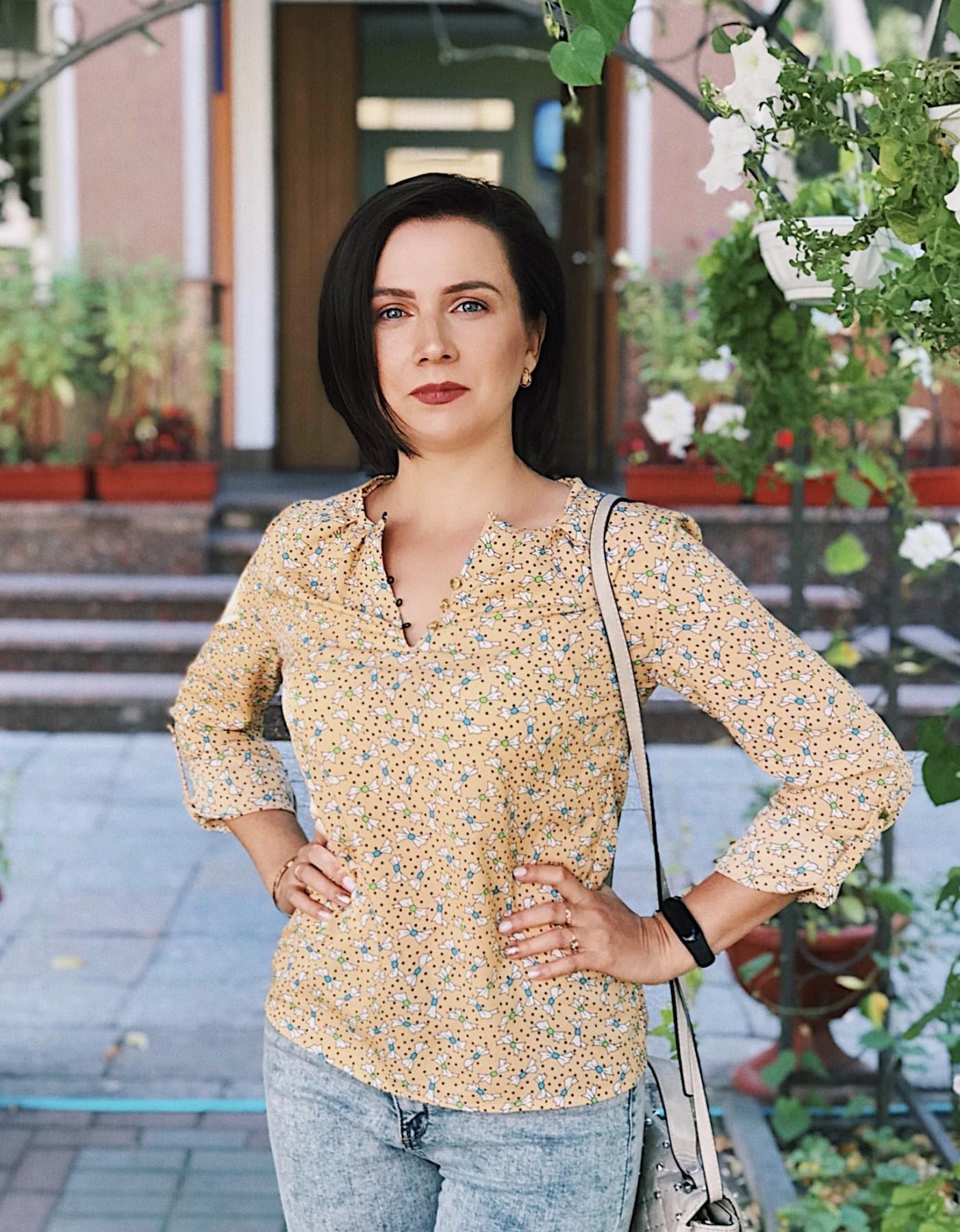 Светлана Бачковская: Из учителя в таргетологи