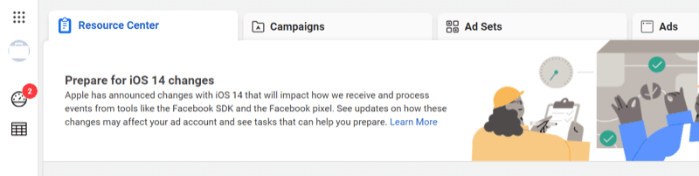 Facebook API. Уведомления